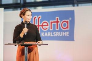 Anja vom Moderatoren-Talentpool.de