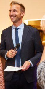 Stefan Mayer - Moderatoren-Talentpool