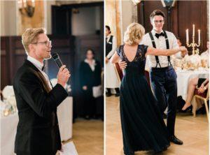 Avon Kettner beim Moderatoren-Talentpool Andreas Rietz