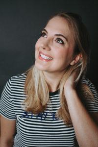 Vanessa Graf beim Moderatoren-Talentpool