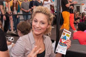 Patrizia Sapienza für den Talentpool